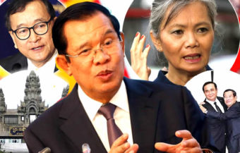 Cambodian opposition will be denied entry into Thailand as it seeks to topple Hun Sen
