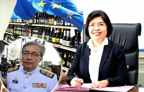 european-union-thailand-free-trade-pact-thai-consumers-alcholic-drinks-talks-cabinet-decision