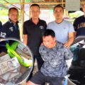 Evil fridge murder suspect hunted down by police in Nakhon Sawan and brought into custody