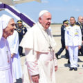 Pope Francis arrives in Thailand amid more trenchant criticism from western conservatives