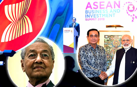 rcep-free-trade-deal-launch-asean-summit-indian-malaysian-pm-china-america-trump