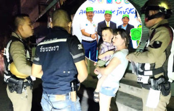 Pattaya's Russian tourists targeted by motorcycle snatch gang as the city's hotels struggle with lower numbers