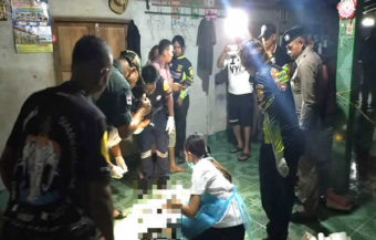 Father in law brutally executes his son in law over a 3-year grudge in Nakhon Si Thammarat