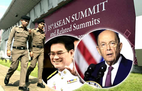 asean-summit-bangkok-united-states-wilbur-ross-president-trump-trade-india-rcep-jurin-lasanawisit
