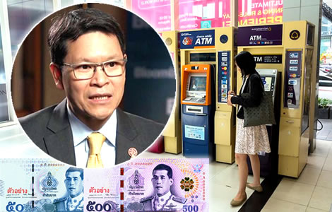bank-accounts-funds-survey-thailand-central-bank-governor-thai-baht-economy