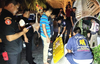 Pattaya bar girl jumps to her death after heated row with her foreign boyfriend on her birthday