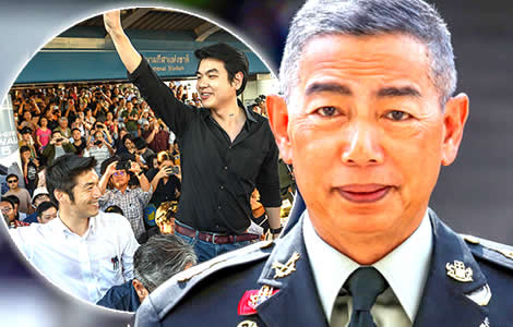 army-leader-general-apirat-future-forward-party-political-protests-thailand-government-support