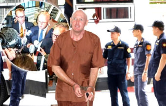 Dutchman Johan Van Laarhoven just freed from prison after serving 6 out a 100-year sentence under treaty