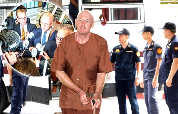 Dutchman Johan Van Laarhoven Just Freed From Prison After