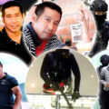 Master of lies and death, the gold shop killer's life, actions and motives probed by police as wife flees