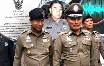 Big Joke reprimanded and deputy national police chief removed on the Prime Minister's orders this week