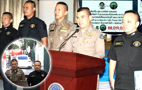 retired-engineer-swindle-239-million-baht-police-arrests-high-ranking-officials