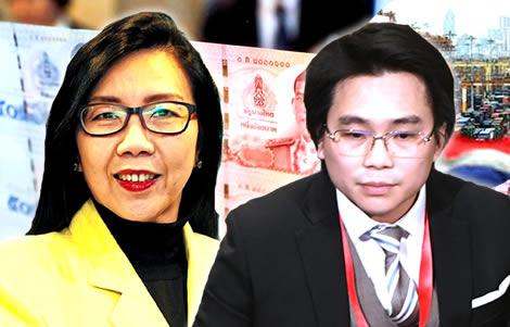 thai-baht-dollar-economy-bank-of-thailand-government-battle-economic-slowdown
