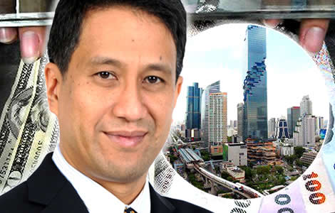 thai-government-liquidity-economy-baht-exports-bank-loans-property-thailand-china