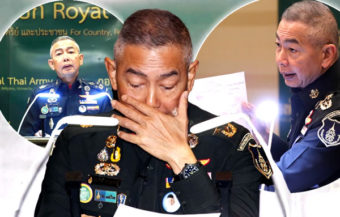 Army chief offers changes and an apology after Saturday's murderous rage by a rogue soldier over a deal