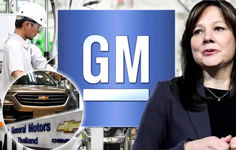 general-motors-GM-thailand-rayong-plant-chinese-company-asean-markets