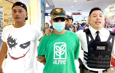 shooting-shopping-mall-nonthaburi-man-relationship-woman-security-police-arrest