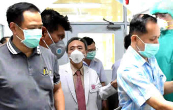 Thai doctors save life of elderly Chinese woman with new virus drug fix for advanced disease symptoms