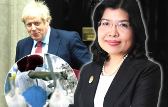 Thai trade negotiators review a new Thai UK trading relationship and possible free trade deal after 2020