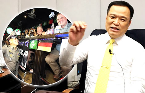 anutin-thai-minister-close-bars-foreigners-experts-tourism