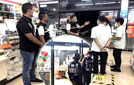 armed-police-pattaya-staff-convenience-store-robbery