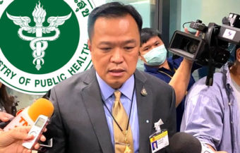 Minister of Public Health Anutin in another mishap as he appeared to criticise health workers in Thailand