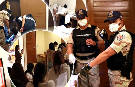 police-drugs-party-sex-chiang-rai-hotel-emergency