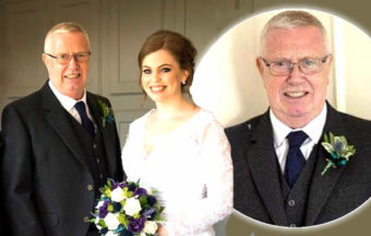 Scots woman critical of British Embassy as the family raise funds to bring her father back home