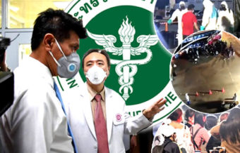 Thailand ramps up its screening, quarantine and reporting measures for high-risk country arrivals
