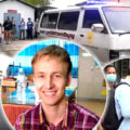 Police investigate Ukrainian teacher's death after a hit and run traffic incident in Sa Kaeo province