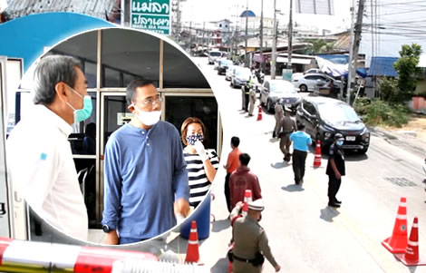 pattaya-city-area-popular-foreigners-lockdown-measures