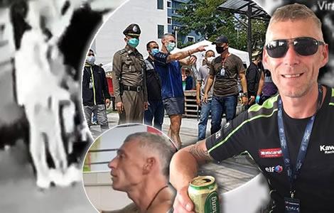 pattaya-police-release-cctv-uk-man-neil-henry-elliot-woman-murdered