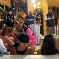 Police arrest French bar owner, staff and punters on Ko Samui in shock Sunday night raid on lounge party