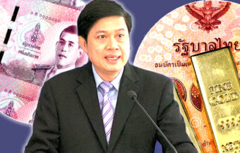 Baht again being targeted by big money piling even more misery on an already crippled Thai economy