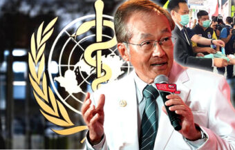 Top Thai Doctor attacks the WHO over its unclear guidance on face masks and lack of leadership