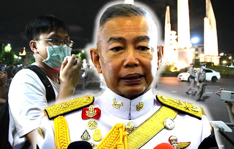 army-chief-apirat-komsompong-calls-for-restraint-exercise-free-speech-unity-in-crisis