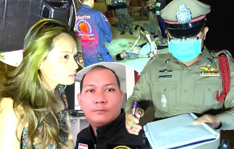 drunk-soldier-overturned-pickup-shoots-diligent-rescue-policeman-in-a-stupor