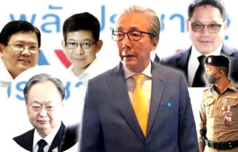 Economic team led by Somkid quits government in a shock move as rumours spread of a new lineup