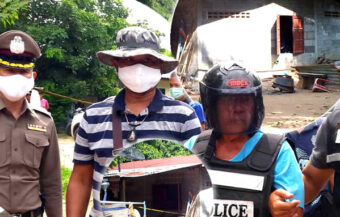 Elderly man murders wife in Nakhon Ratchasima after she denied him money for alcohol and cheap kicks