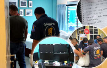 Mysterious death of Australian man found on Saturday in Pattaya ruled as suicide, case closed by local police