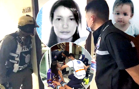 russian-woman-anna-efimova-arrested-suspected-filicide-pattaya-3rd-floor-condo-jump