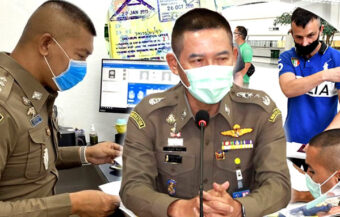 Stranded foreigners must get embassy letter, new visa or leave Thailand to avoid arrest by police