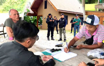 American man's home in Phetchabun found to be illegal after complaints from locals prompts probe