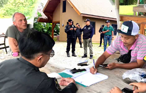 american-man-house-phetchabun-illegal-forestry-reserve-complaints-local-investigation