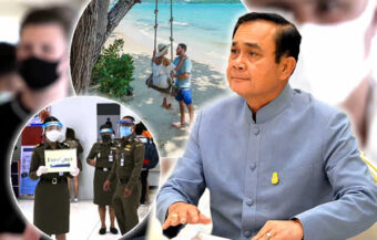 Broader opening of Thailand to tourists may be on but only with robust health controls says PM