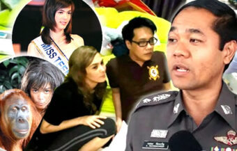 Arrest warrant out for former Thai-Dutch TV star, now facing 33 years in prison for illegal drug trafficking