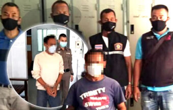 Moneylender charged with ordering the death of woman in southern Thailand at a cost of ฿2,500
