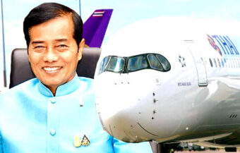 Thai Airways Airbus deal for US routes and rampant corruption to be reported to parliament by minister