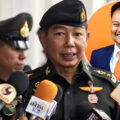 Army chief denies and rejects rumours of a likely coup as the country faces crisis on key fronts