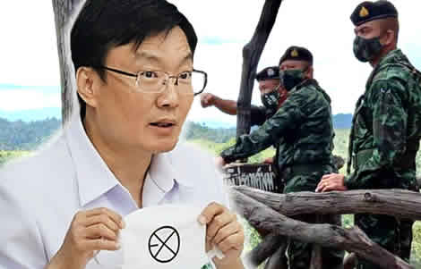 thai-army-security-myanmar-border-more-infectious-virus-threat
